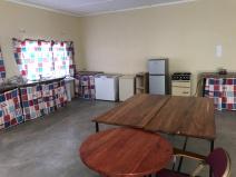 Hospitality training room at CHODORT