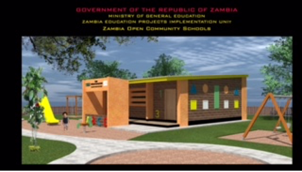 Proposed Pre-school Centre at Kalumbila